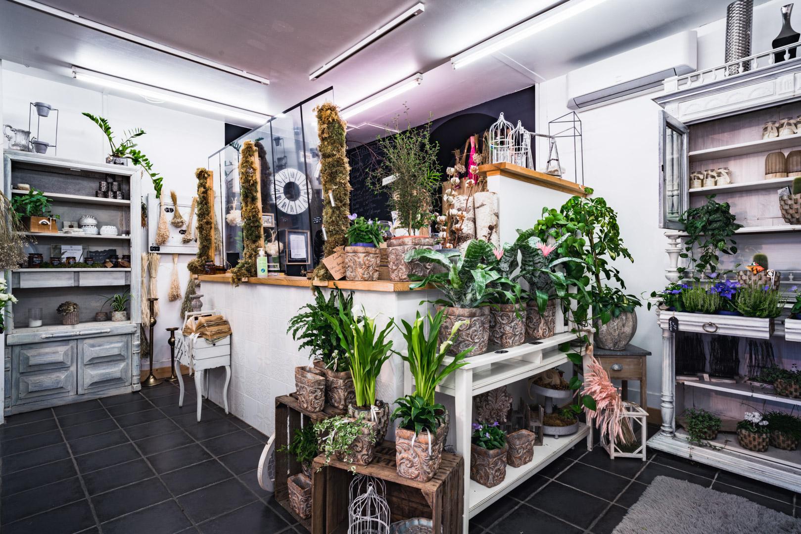 photographie-d-interieur-commerce-artisan-fleuriste-Lourdes-décoration